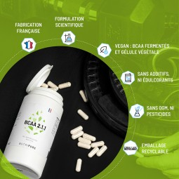 BCAA naturel
