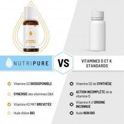 vitamine d nutripure