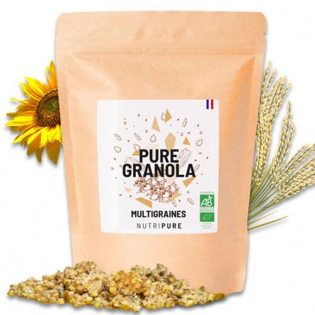 Granola artisanal multigraines